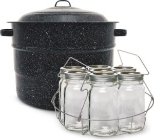 Crofton 21.5-Quart Canner with Rack