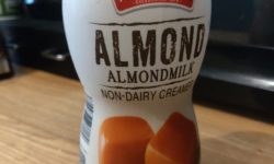Friendly Farms Caramel Almond Milk
