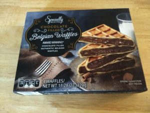 Specially Selected Belgian Waffles