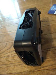 Auto XS Portable Tire Inflator