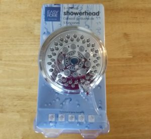 Easy Home 5-Function Showerhead