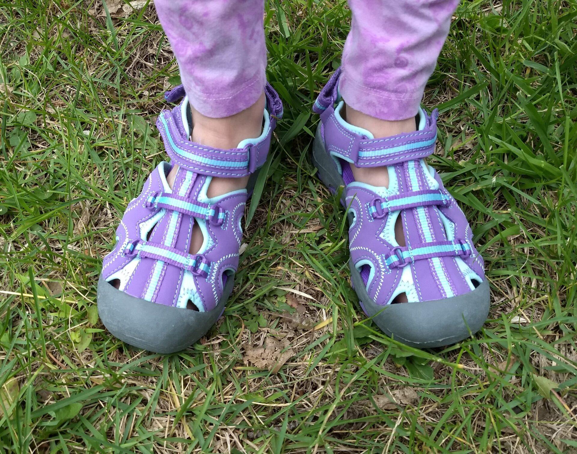 Lily \u0026 Dan Children's Trekking Sandals