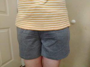 Serra Ladies Knit Short