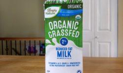 Simply Nature Organic Grassfed Milk