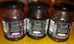 Specially Selected Premium Fruit Spread: Raspberry, Blackberry, Strawberry