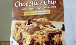 Baker's Corner Chocolate Chip Cookie Brownie Bar Mix