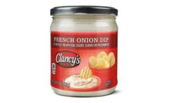 Clancy's Shelf Stable Snack Dips French Onion Dip