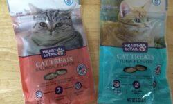 Heart to Tail Cat Treats