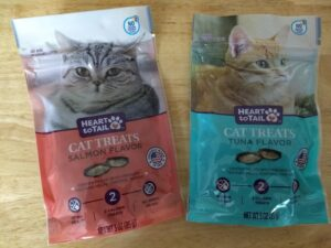 Heart to Tail Cat Treats