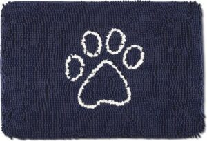 Heart to Tail Clean Paws Mat