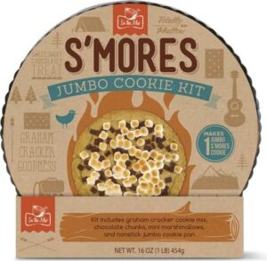 In The Mix S'mores Cookie Kit