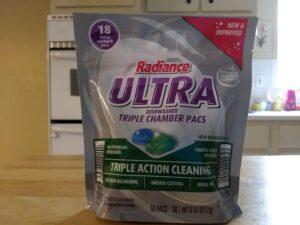 Radiance Ultra Dishwasher Pacs