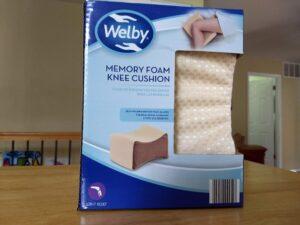 Welby Memory Foam Knee Cushion