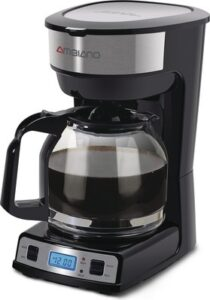 Ambiano 12-Cup Programmable Coffee Maker