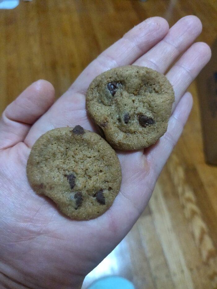 Benton's Cookie Thins 3