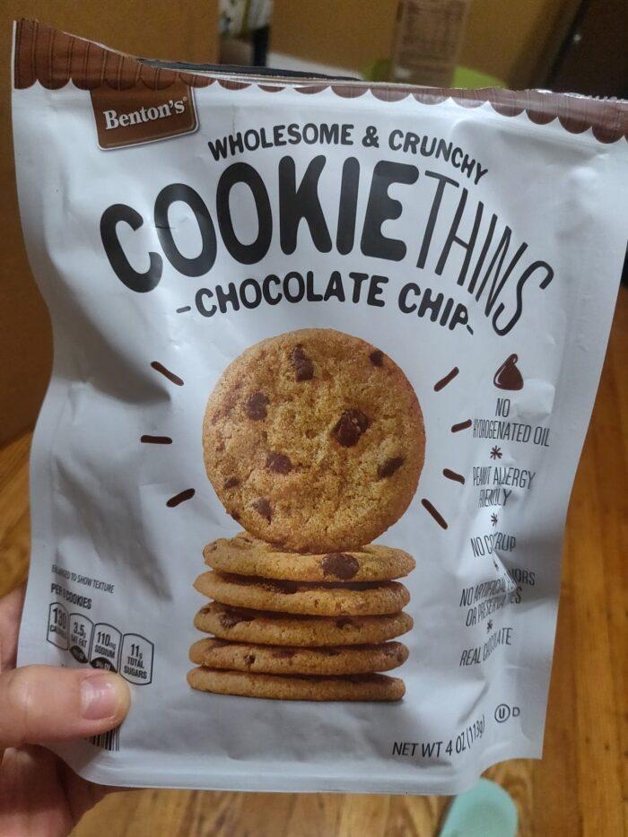 Benton's Cookie Thins