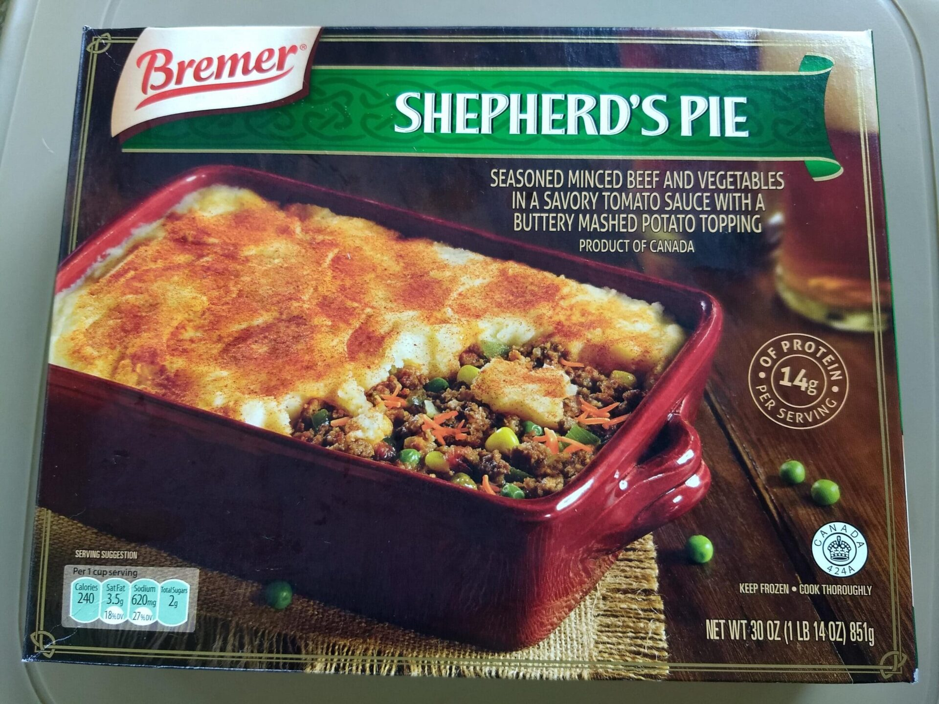 Bremer Shepherd's Pie | ALDI REVIEWER