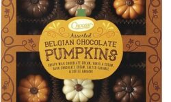 Choceur Pumpkin Chocolates
