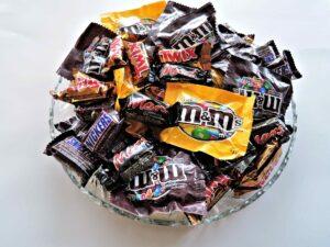Halloween Candy Aldi