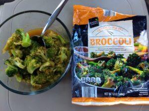 Season's Choice Kung Pao Broccoli
