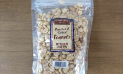 Trader Joe's: Roasted and Salted Peanuts