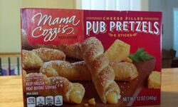 Mama Cozzi's Cheese Filled Pub Pretzels