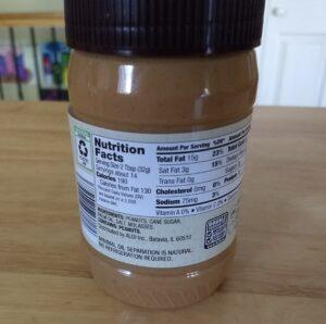 Aldi Peanut Butter
