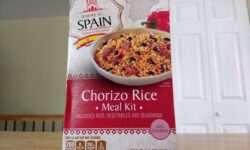 Journey to Spain Chorizo Rice Meal Kit