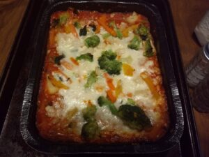 Season's Choice 7 Vegetable Lasagna