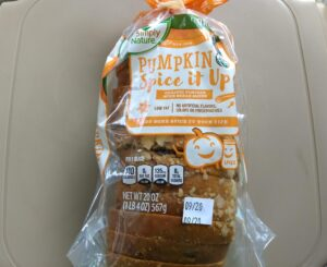 Simply Nature Pumpkin Spice It Up Bread