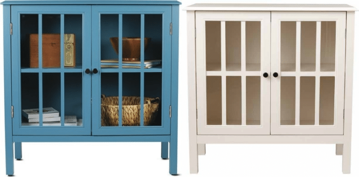 Sohl Furniture Accent Cabinet