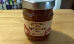 Trader Joe's Apple Cider Jam