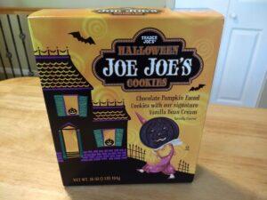Trader Joe's Halloween Joe Joe's Cookies