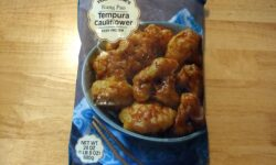 Trader Joe's Kung Pao Tempura Cauliflower