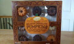 Choceur Belgian Chocolate Pumpkins