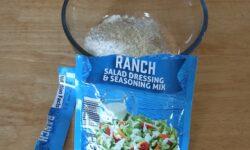 Tuscan Garden Ranch Salad Dressing and Seasoning Kit