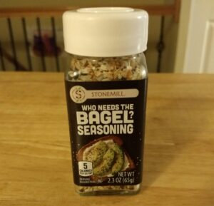Stonemill Who Needs the Bagel? Seasoning