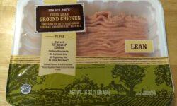 Trader Joe's Fresh Lean Ground Chicken