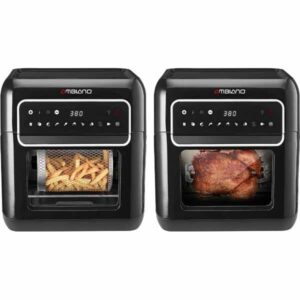 Ambiano Power Air Fryer Oven with Rotisserie