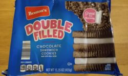 Benton's Double Filled Chocolate Sandwich Cookies