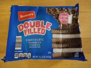 Benton's Double Filled Chocolate Sandwich Cookies