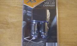 Auto XS 12 Volt DC USB Car Charger