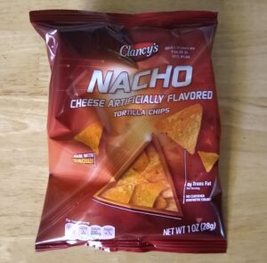 Clancy's Nacho Cheese Tortilla Chips