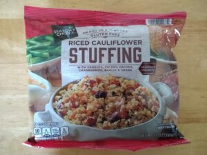 Season's Choice Rice Cauliflower Stuffing