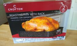 Crofton Roasting Pan with Rack