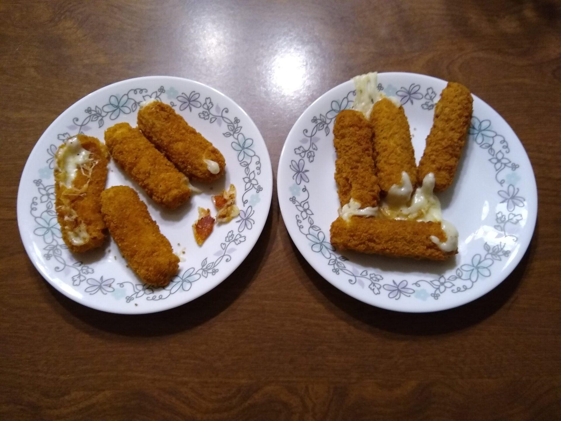 Appetitos Mozzarella Cheese Sticks Aldi Reviewer