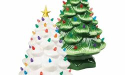 Merry Moments 14 Inch Nostalgic Tree