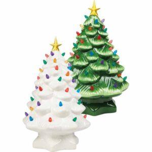 Merry Moments 14 Inch Nostalgic Tree