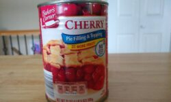 Baker's Corner Cherry Pie and Filling