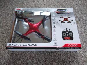 Syma Stunt Drone